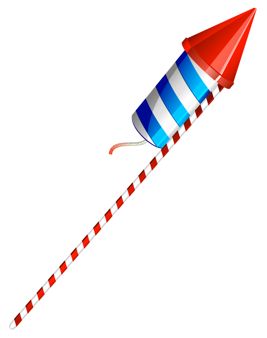 Th usa sparkler png. Clipart fireworks 4th july