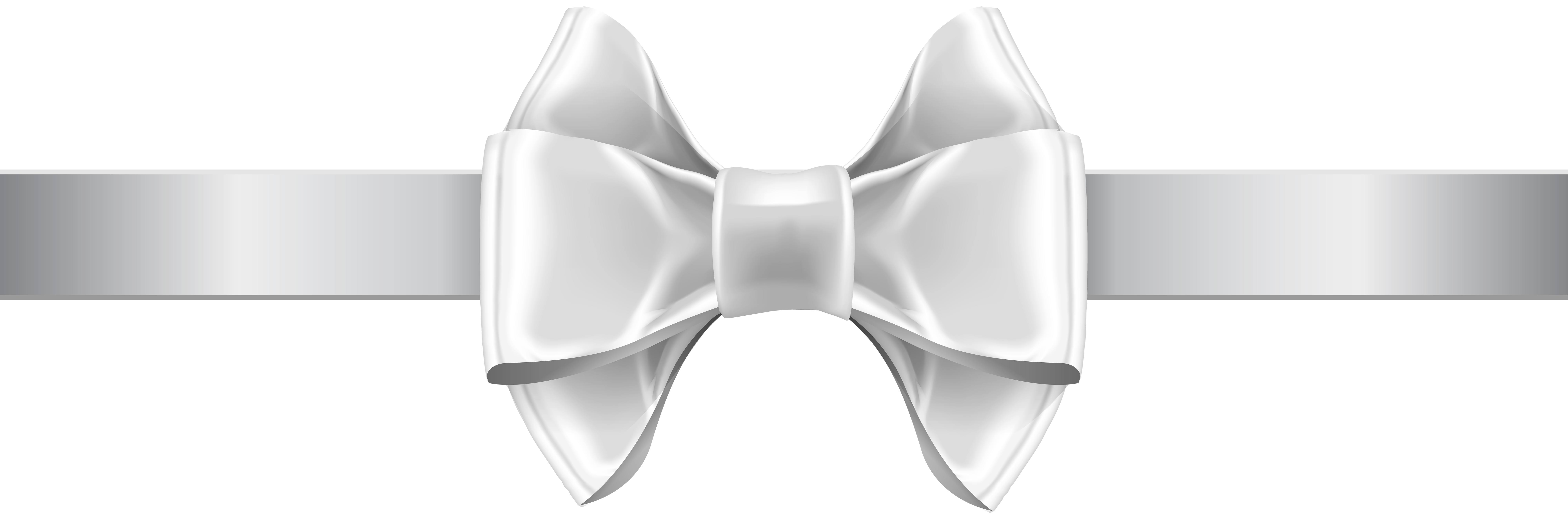 Png clip art image. Clipart bow black and white