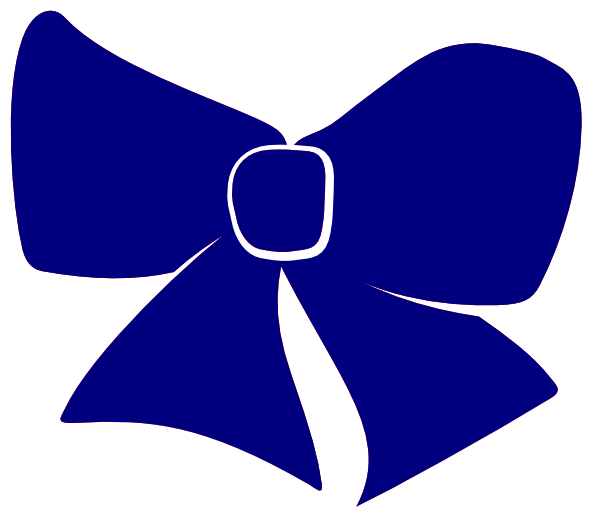 Japanese clipart bow japanese. Blue clip art at