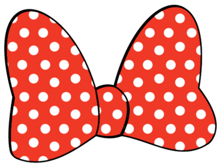 Clipart bow bow disney. Minnie mouse free image