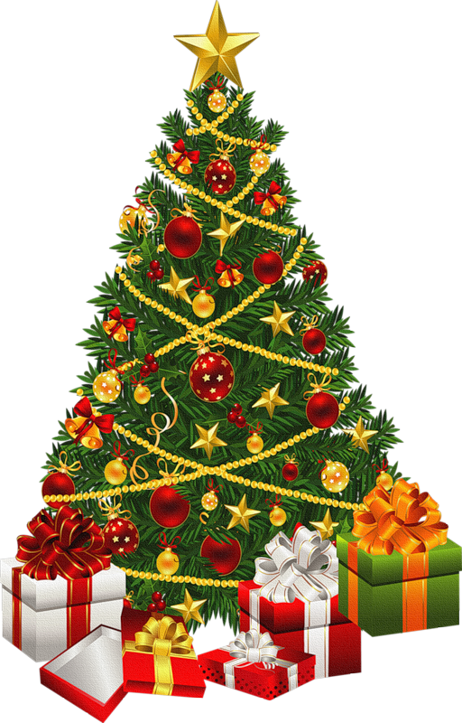 Clipart christmas victorian.  trees pics for