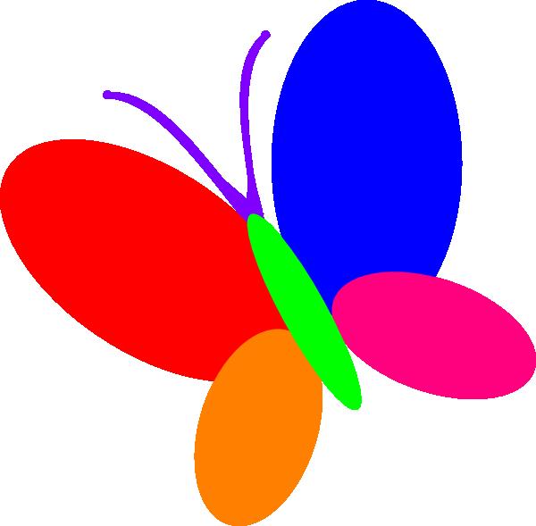 clipart butterfly logo