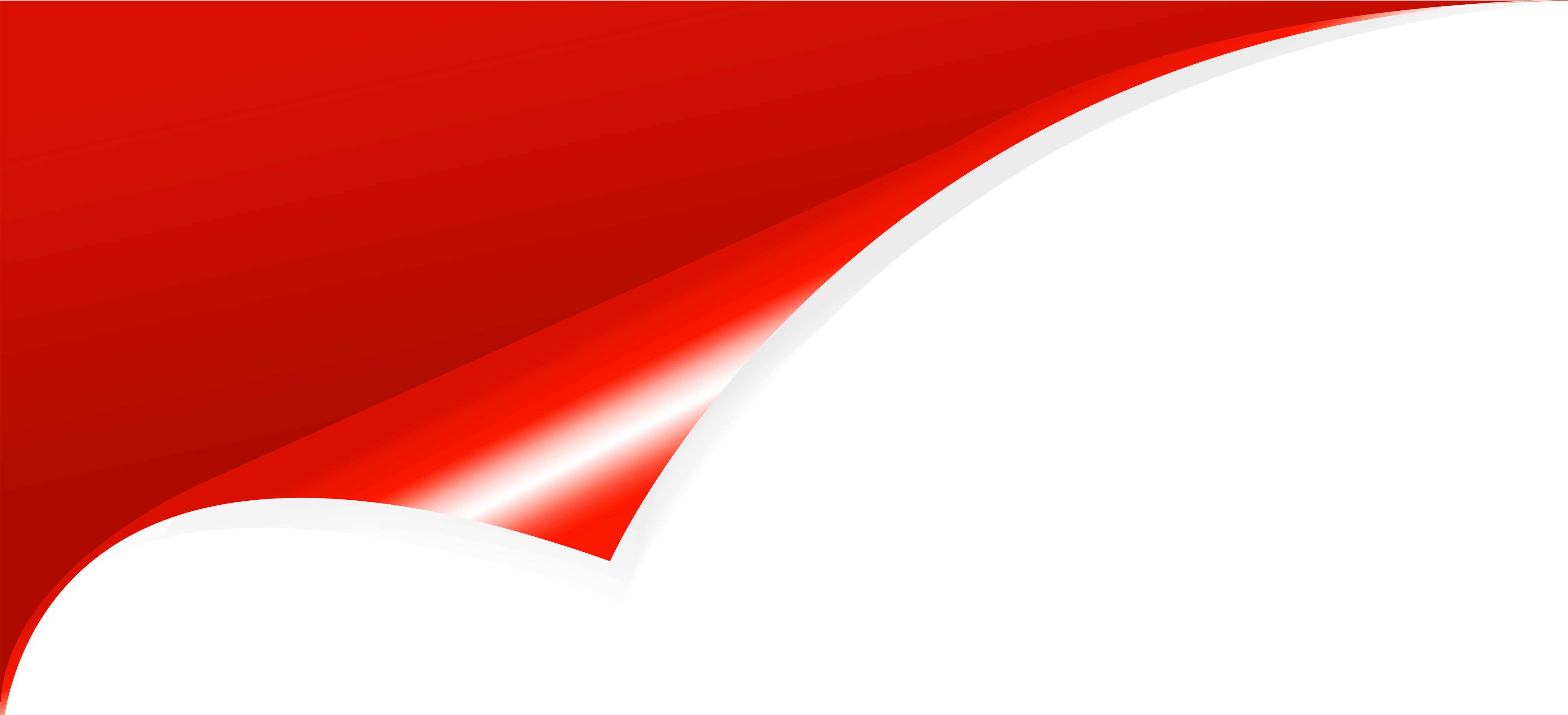 Red decoration png gallery. Clipart bow corner