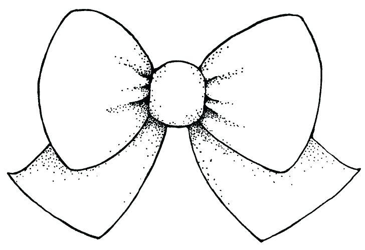 Clipart bow drawn hair. Drawing at paintingvalley com