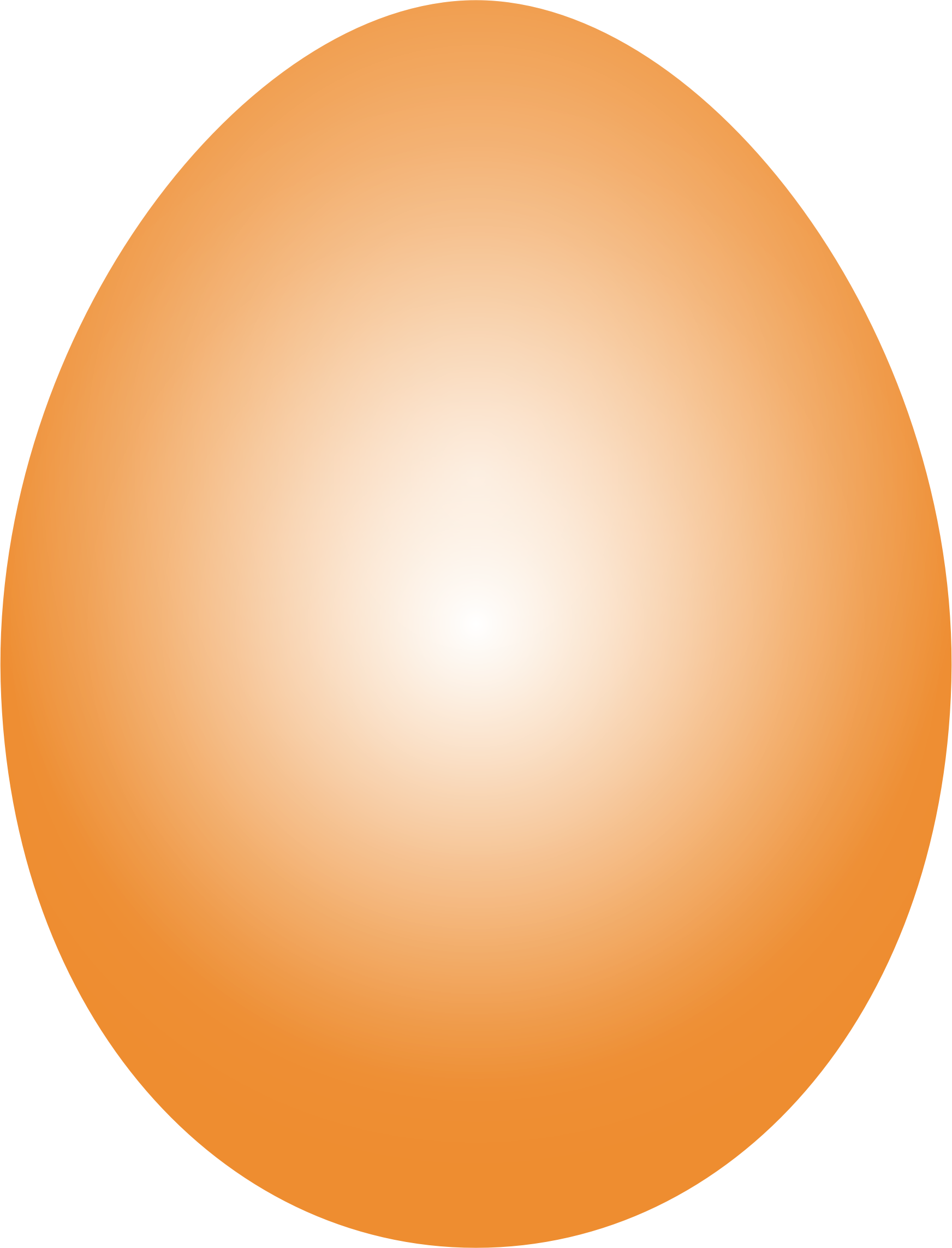 Orange easter pencil and. Eggs clipart 3 egg