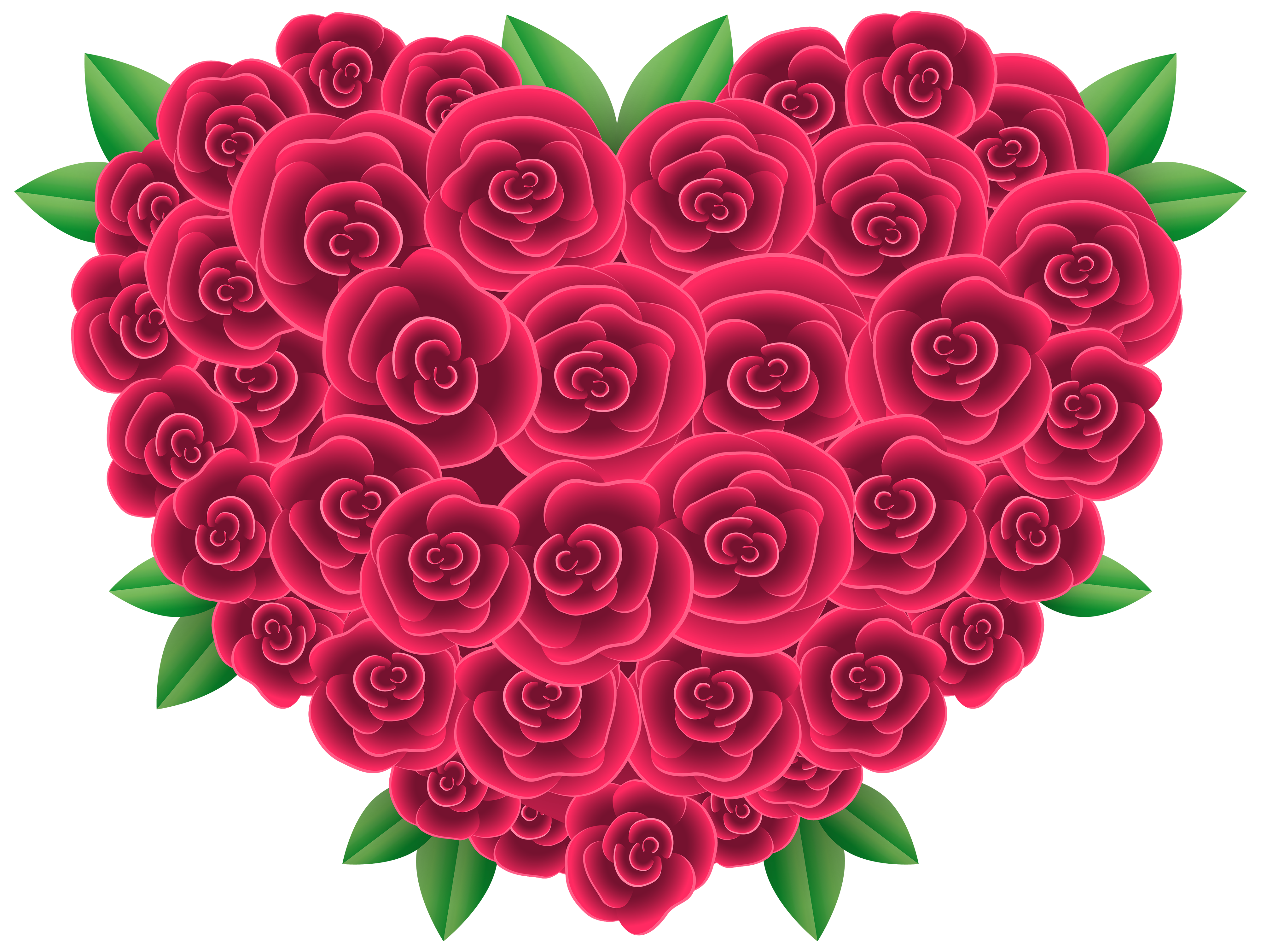 Floral heart png best. Hearts clipart plant