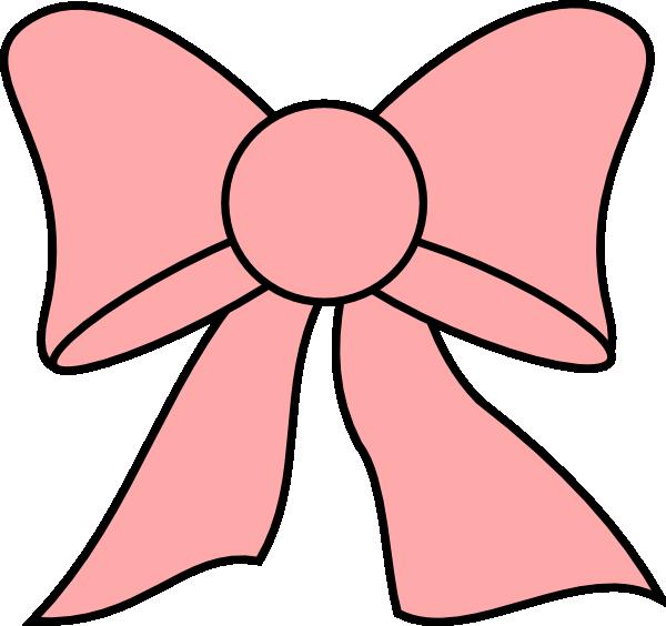 Girly clipart ribbon. Pink bow clip art