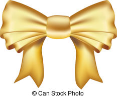 Clipart bow gold. Free ribbon cliparts download