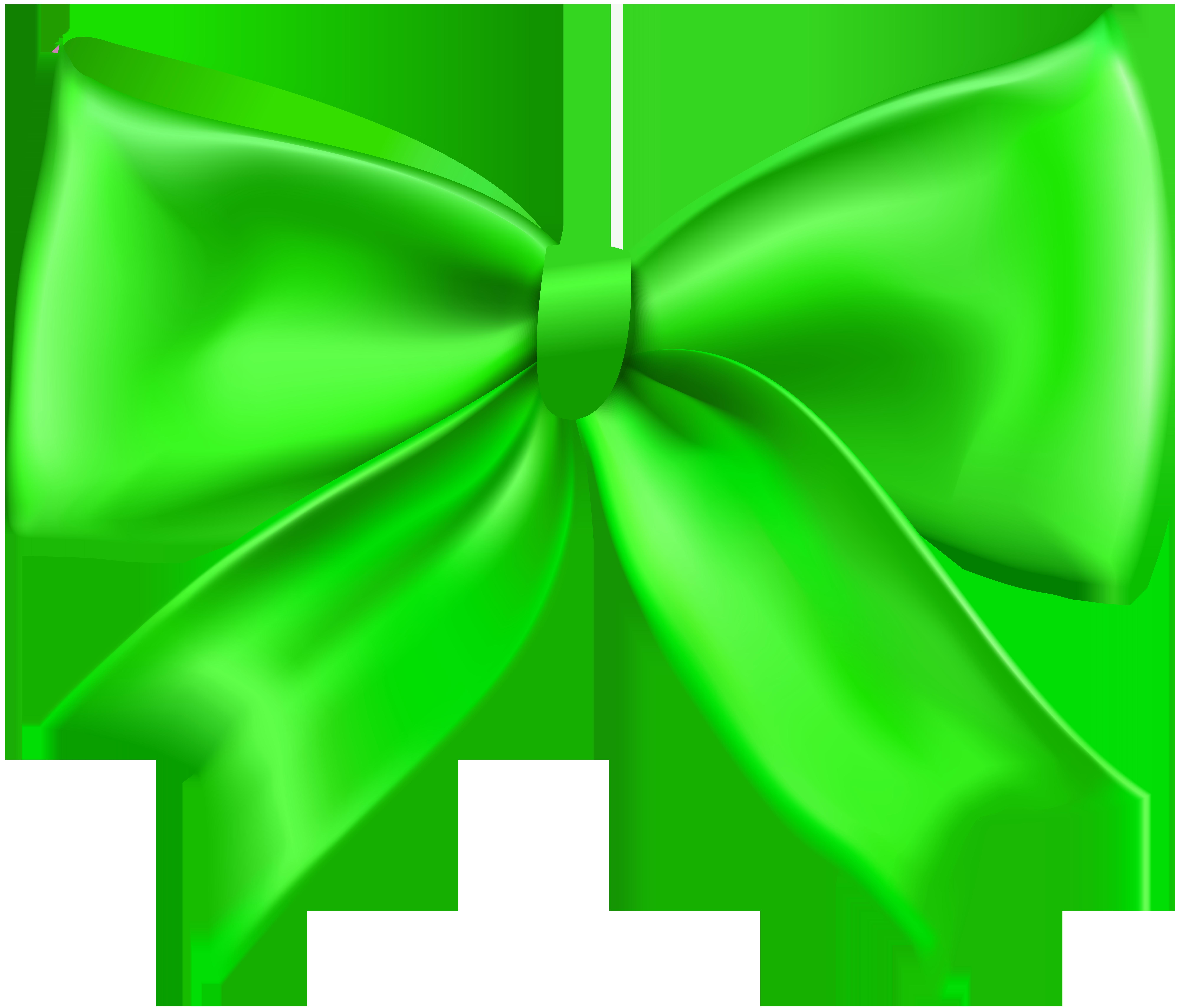 Clipart bow green. Png transparent clip art