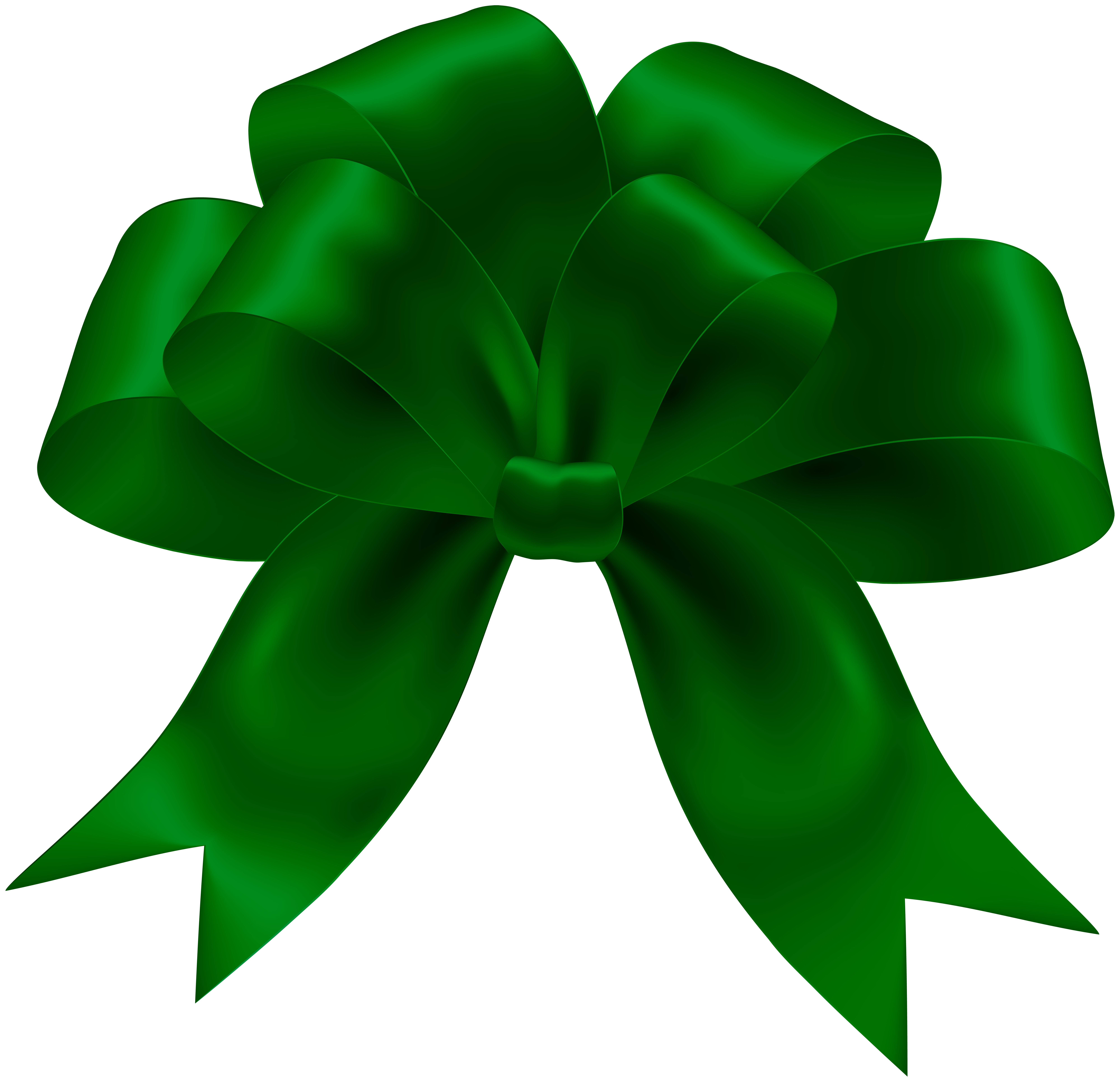 Clipart bow green. Transparent png image gallery