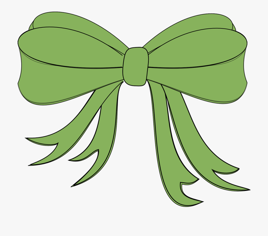 Clipart bow green. Hair baby boy ribbon