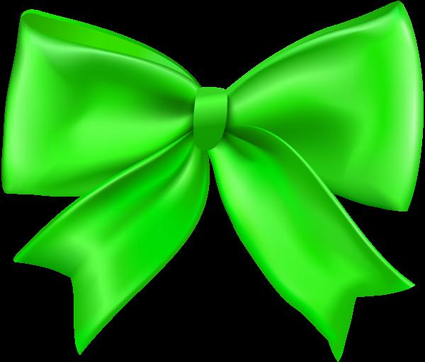 Png transparent clip art. Clipart bow green