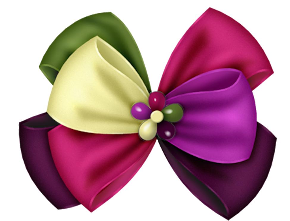 Clipart bow hairclip. Resultado de imagen lazos