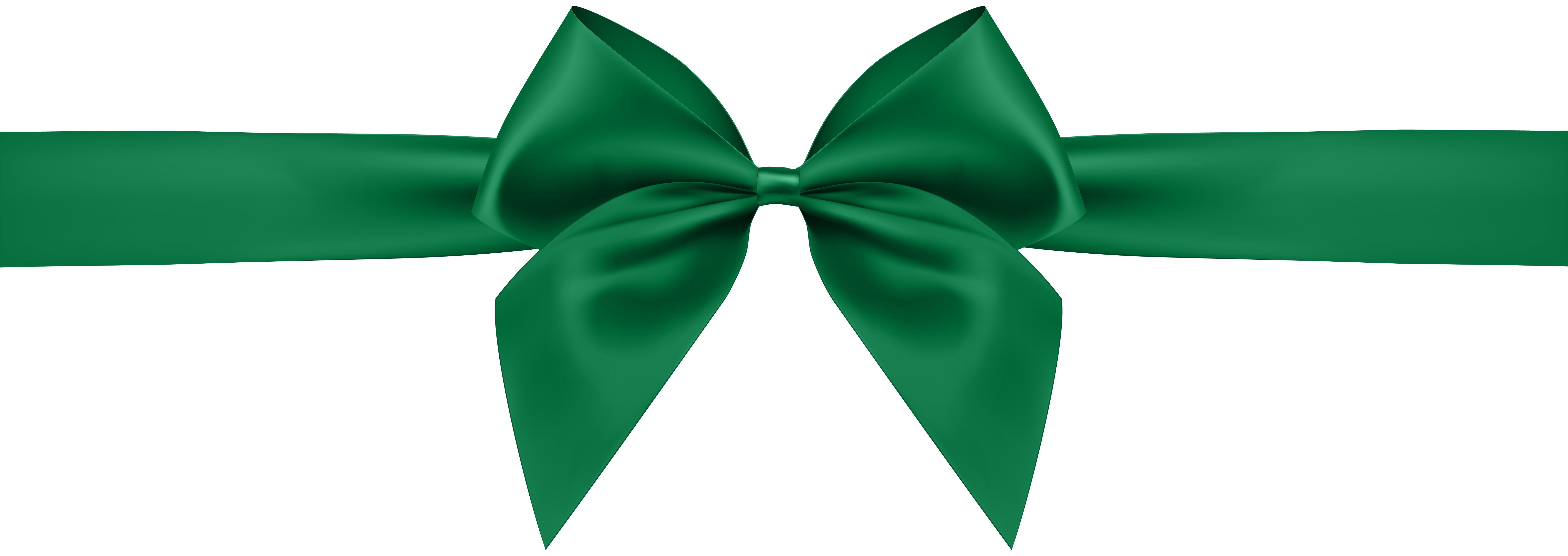 Transparent clip art image. Clipart bow light green