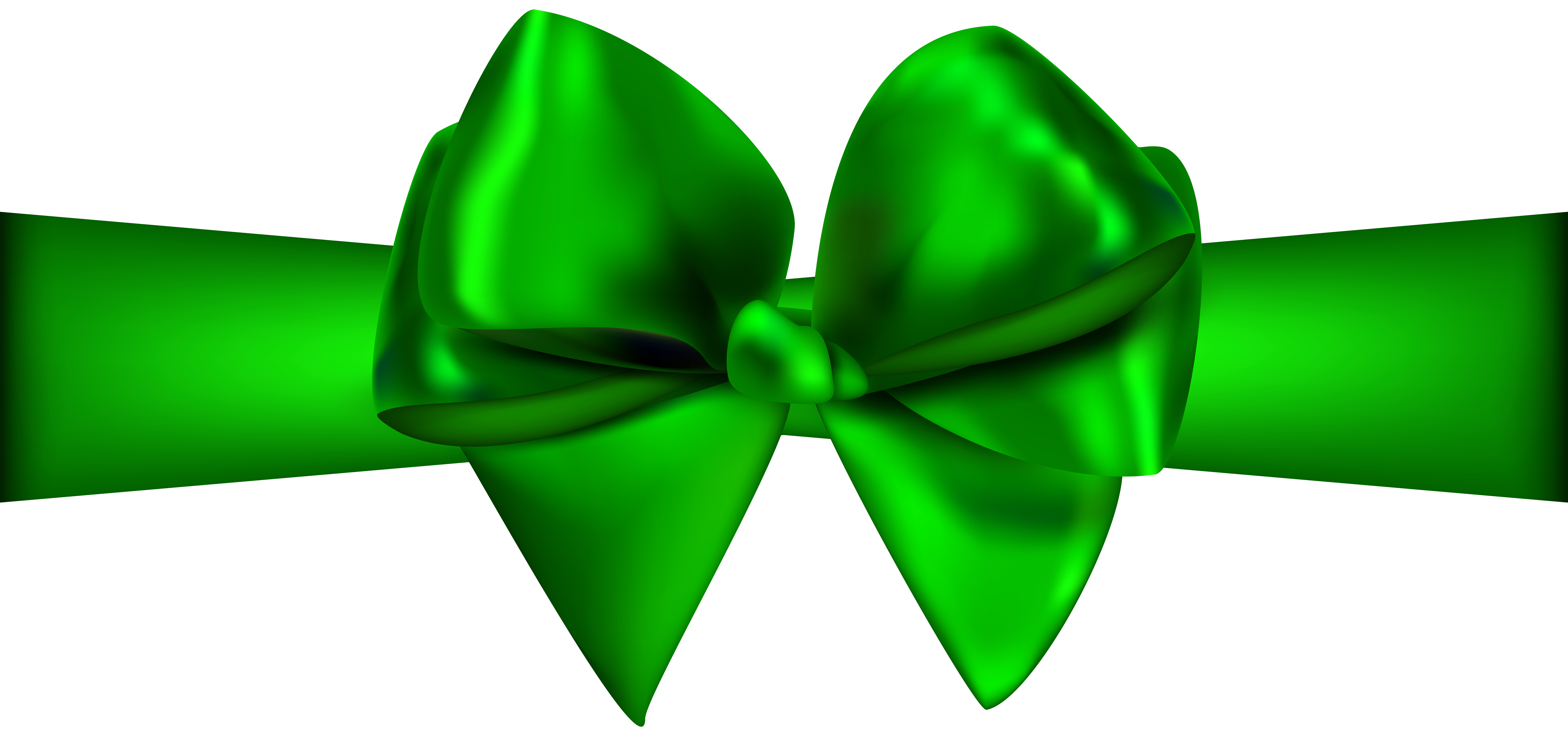 Green ribbon with bow. Onesie clipart suspender