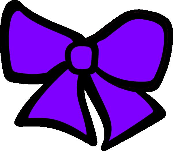 bow clipart cartoon