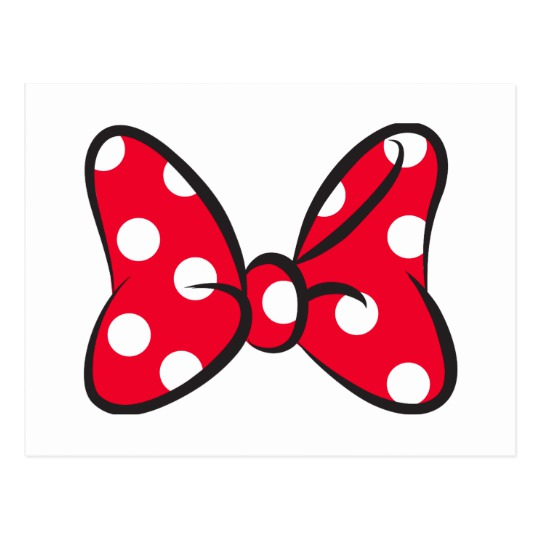 Minnie mouse ourclipart jpg. Clipart bow minie