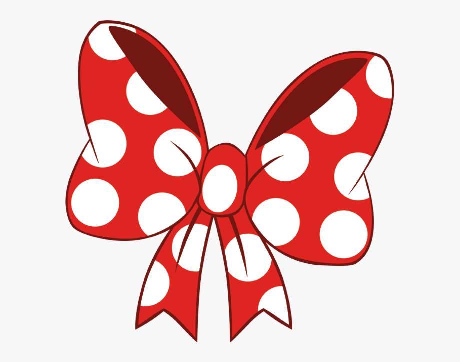 Clipart bow minie. Png minnie mouse transparent