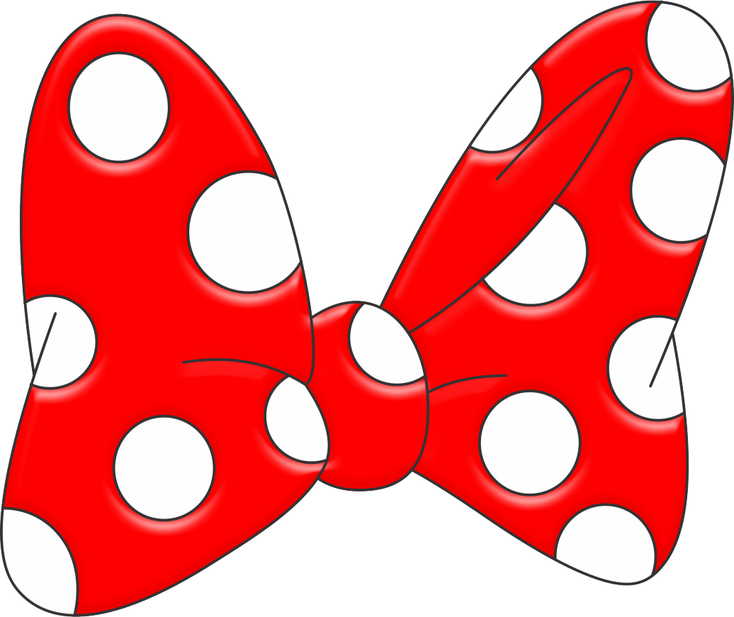 Clipart bow monogram bow. Minnie mouse silhouette at
