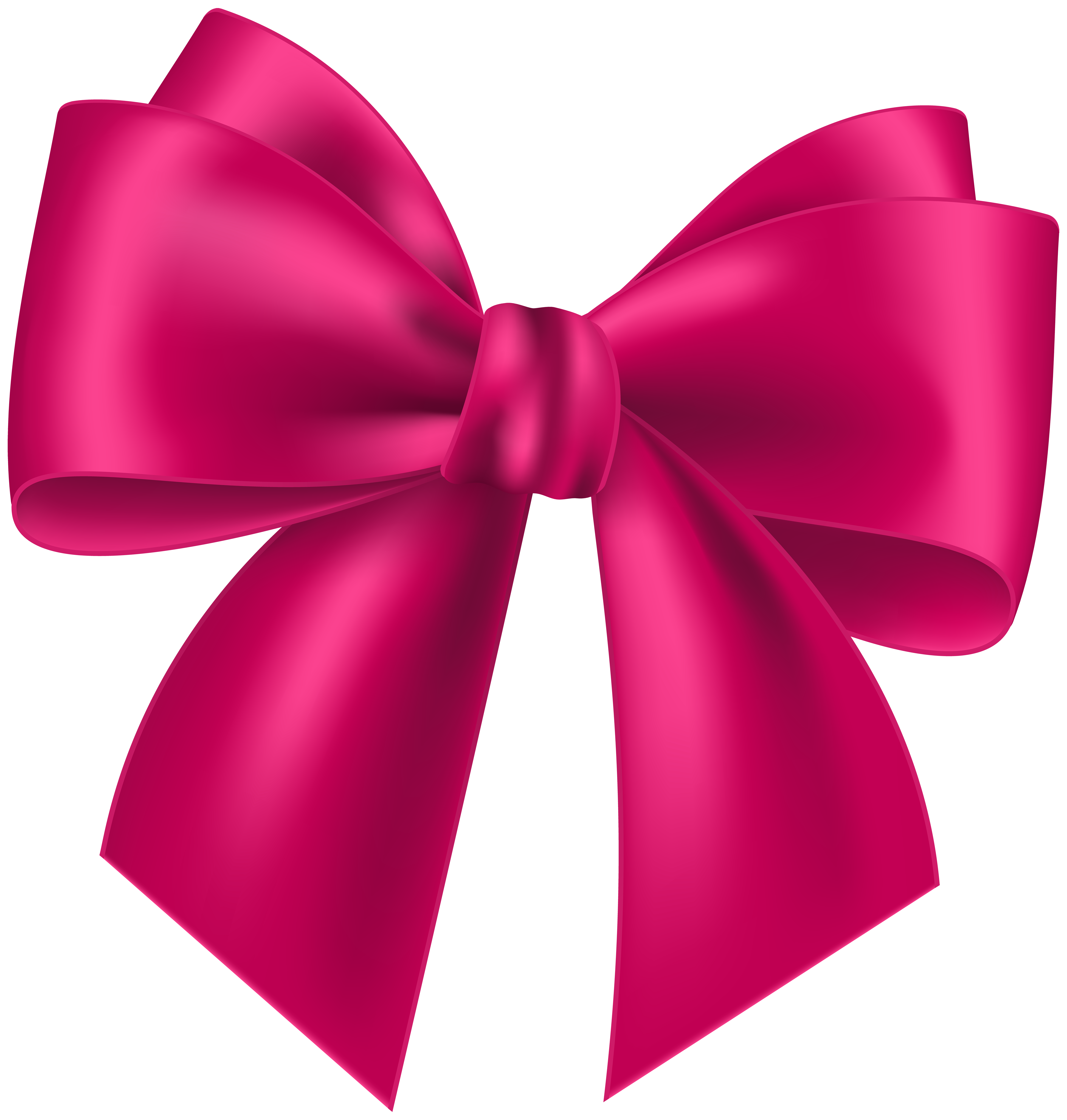Pink bow transparent clip. Kite clipart vector