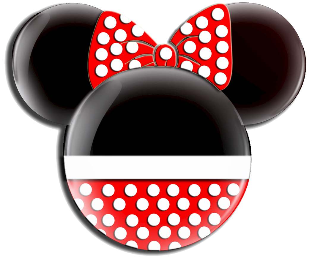 Red bow disney pinterest. Pirate clipart minnie mouse