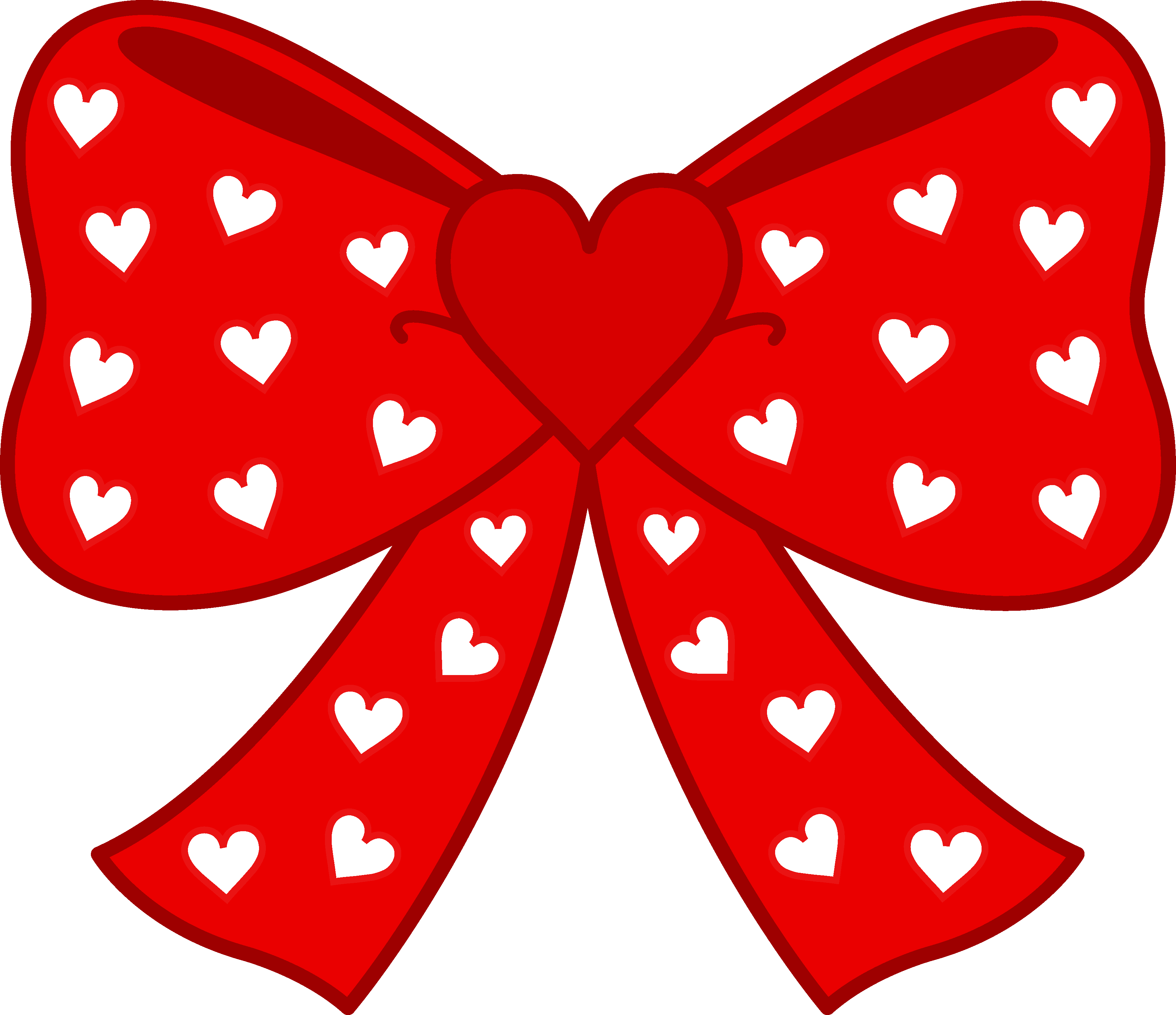 clipart hearts cute