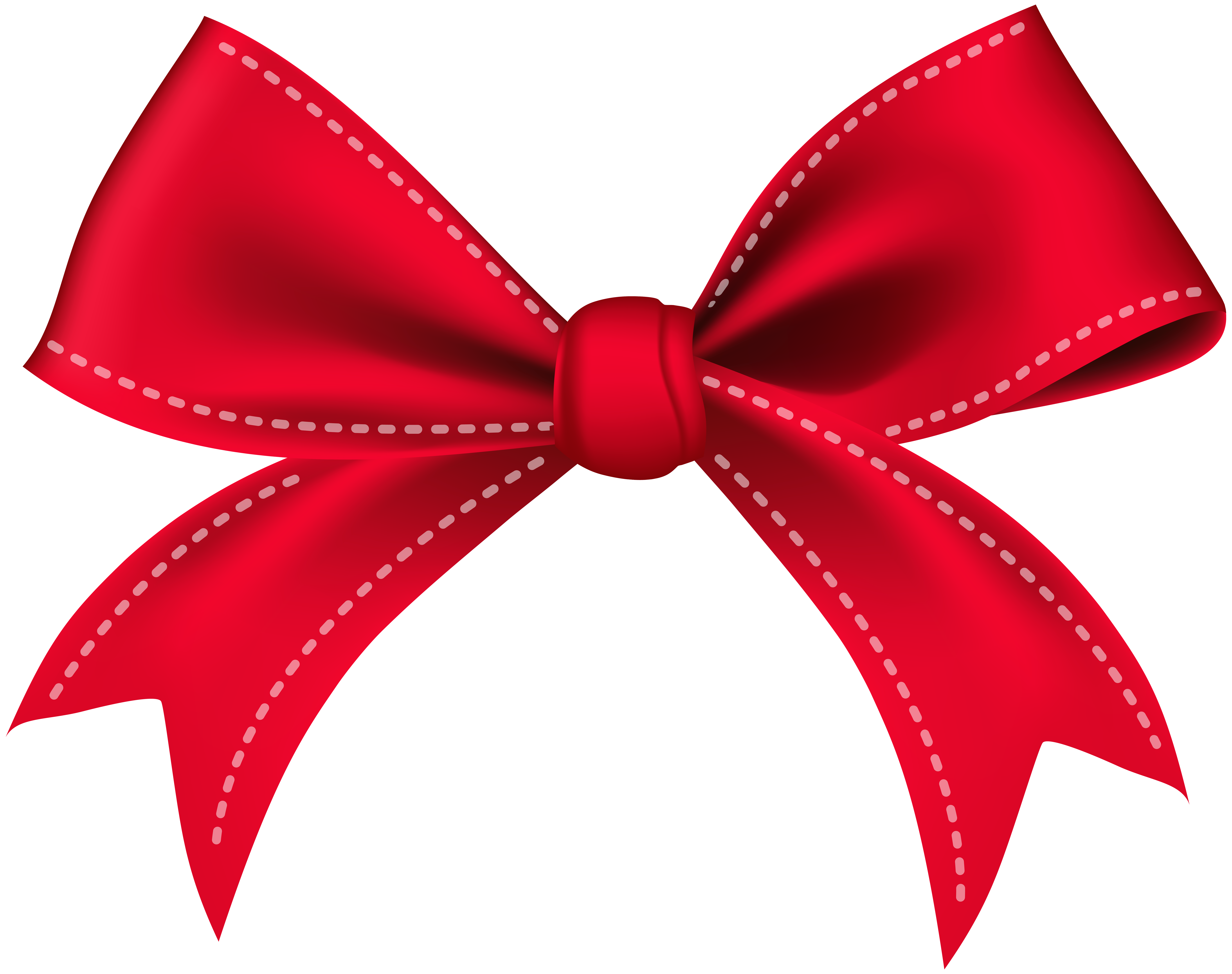 Png clip art image. Clipart bow red