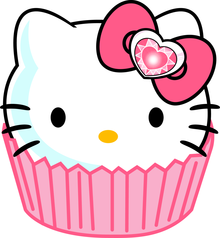 collection of hello. Kitty clipart frame