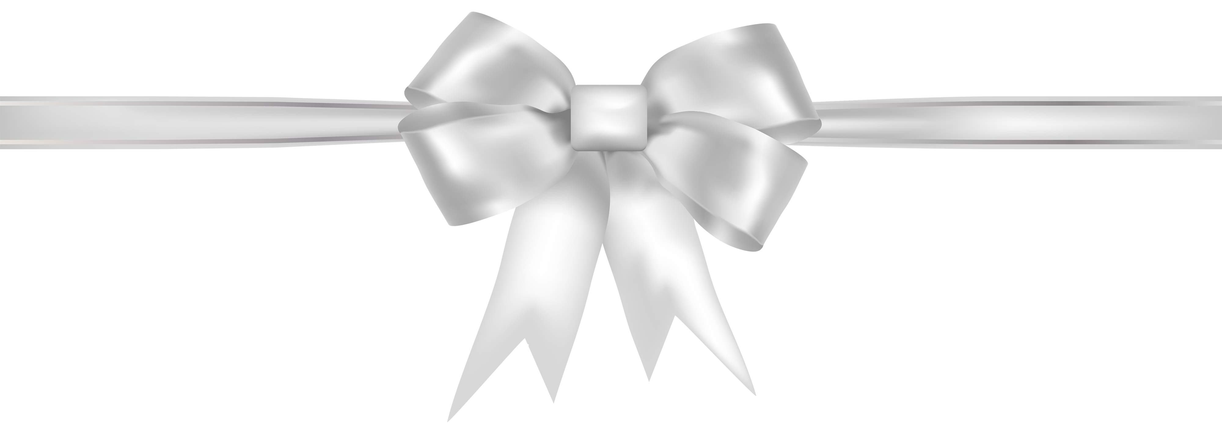 Clipart bow silver.  collection of ribbon