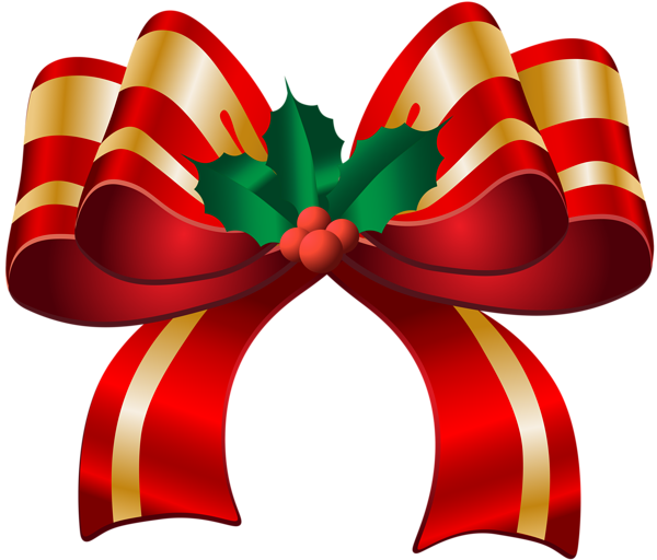 Clipart bow wreath bow. Christmas red transparent png