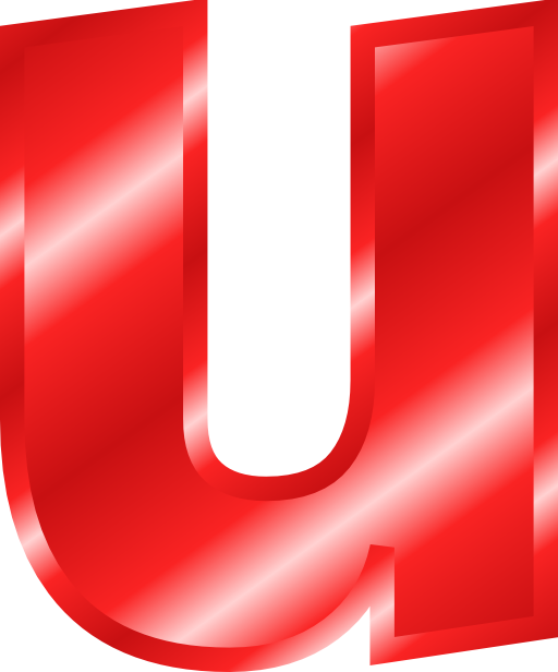 Effect letters red i. Clipart box alphabet