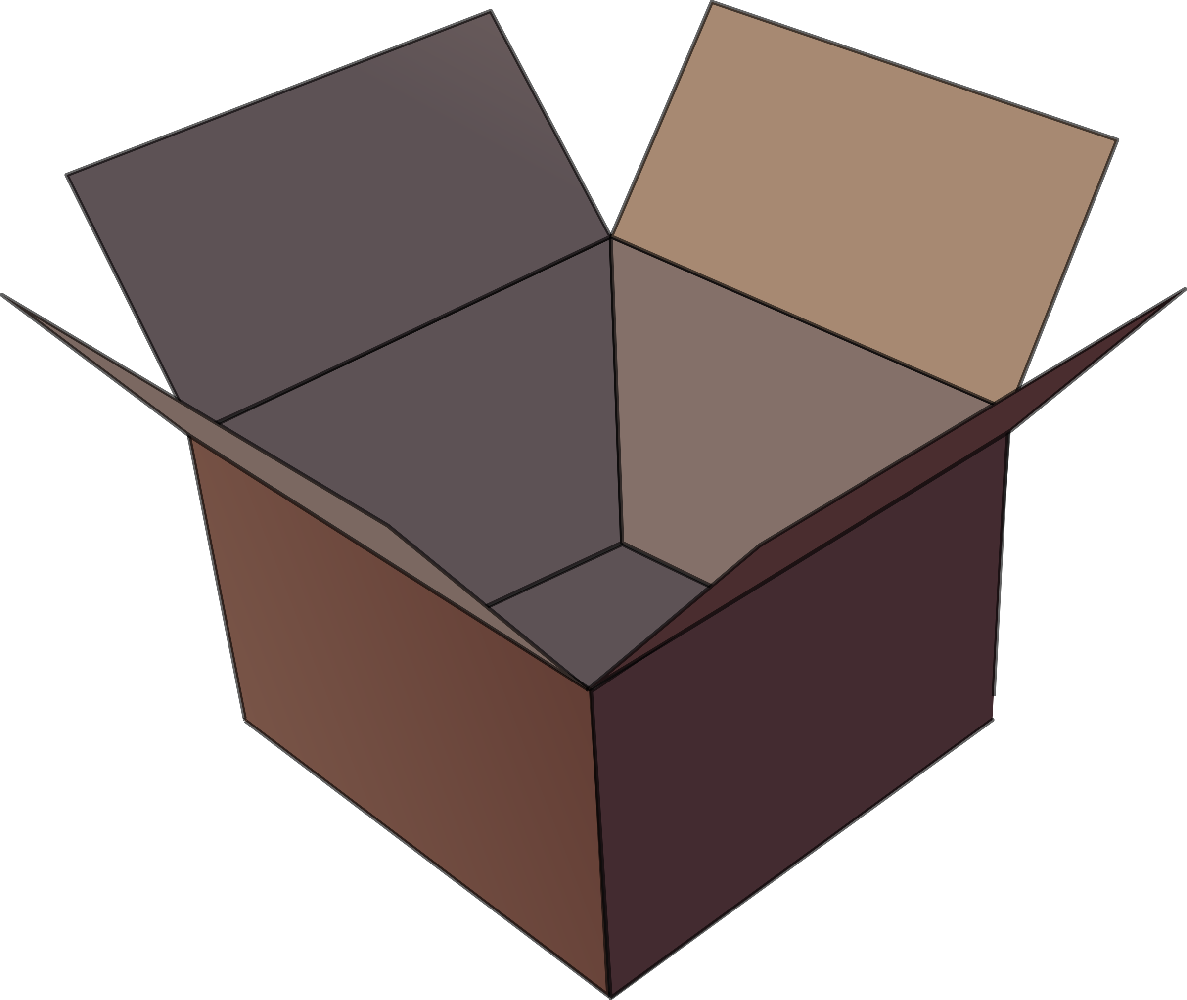 Clipart box animated. Package big image png