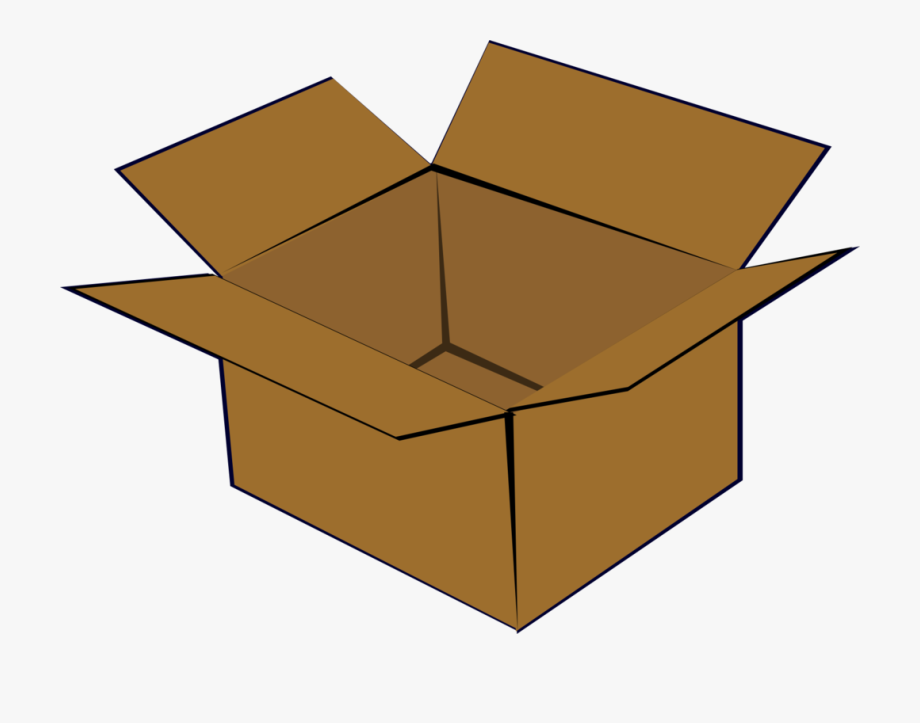 Clipart box cardboard box. Free cliparts on