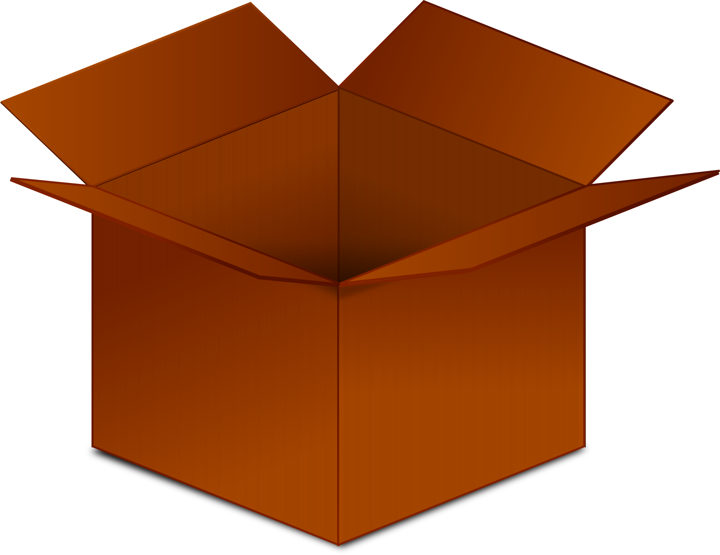 Big image png. Clipart box cartoon