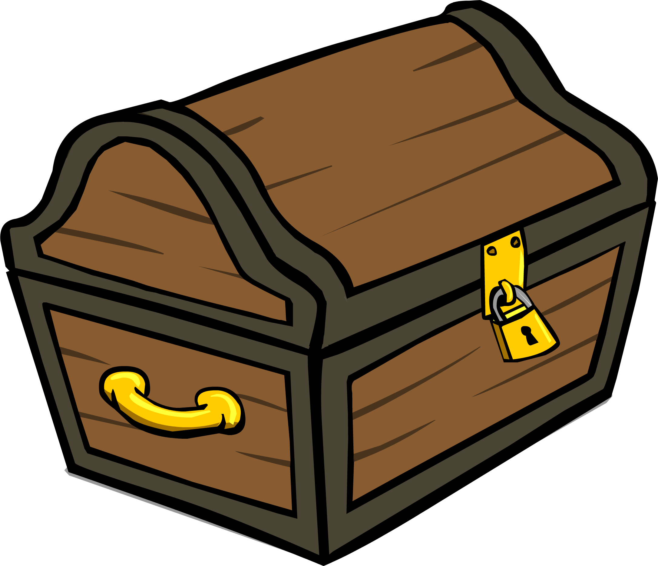 Clipart box chest. Treasure png images free