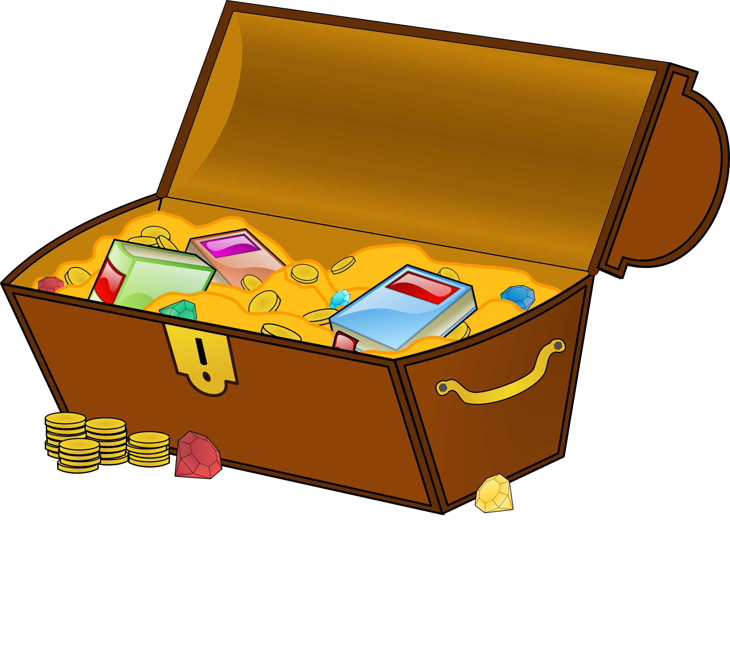 Clipart box chest. Treasure big image png