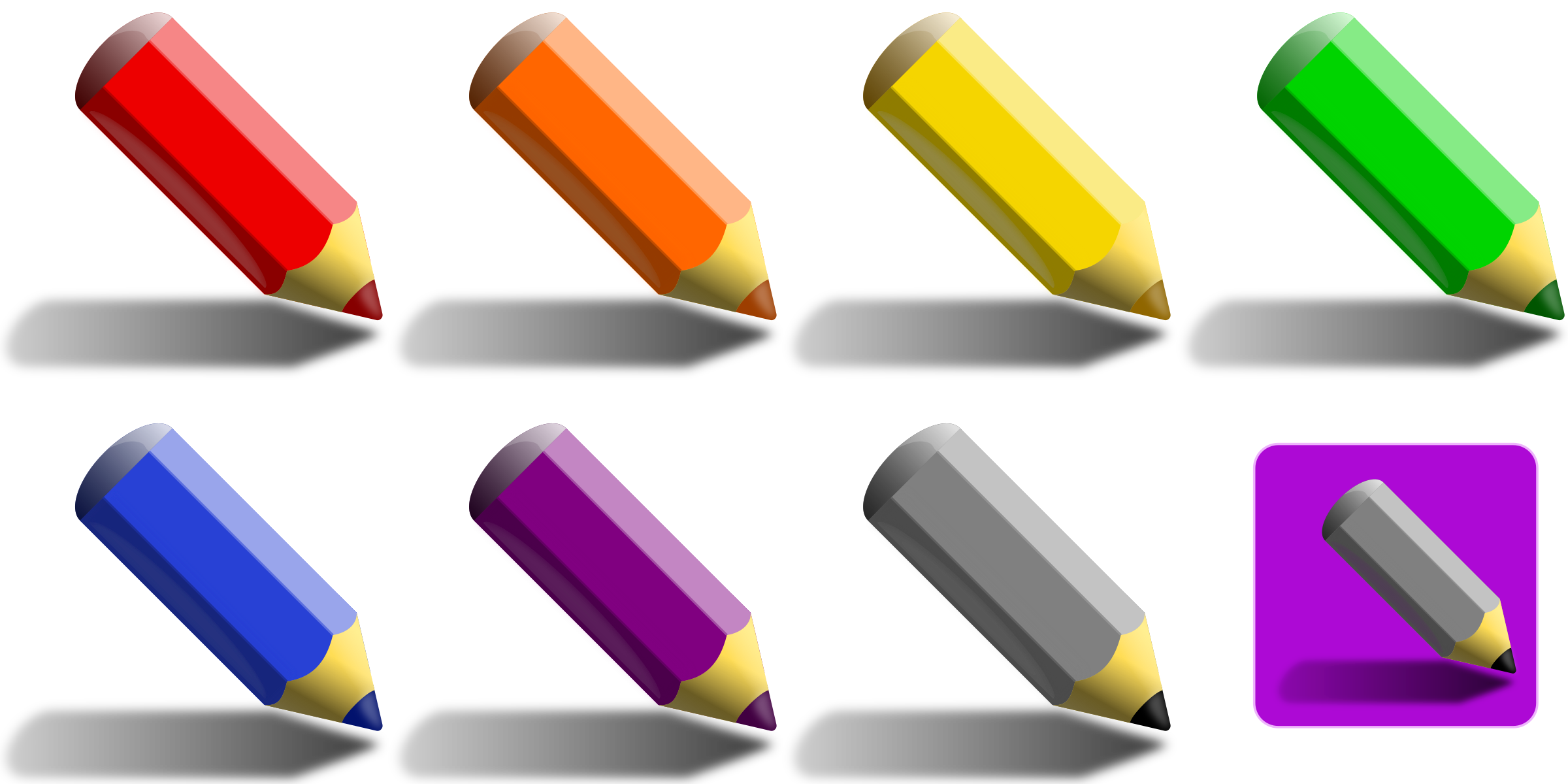At getdrawings com free. Crayons clipart colored pencil