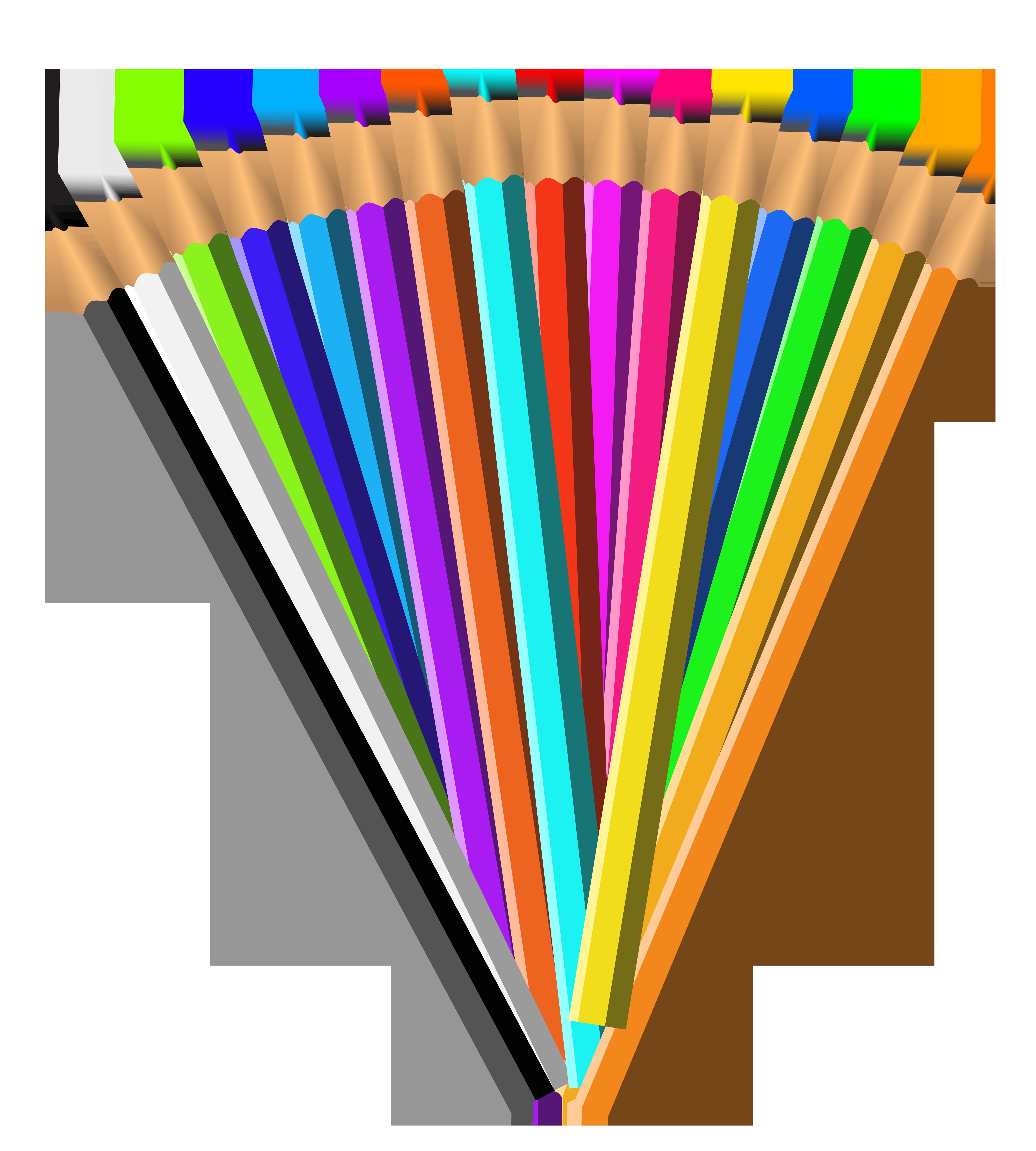 Pencils png image gallery. Clipart pencil transparent background