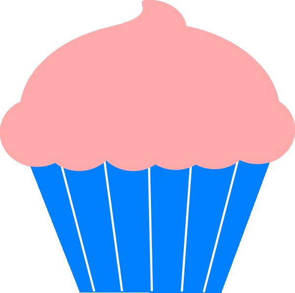 Cup clipart plain. Cupcake clip art at