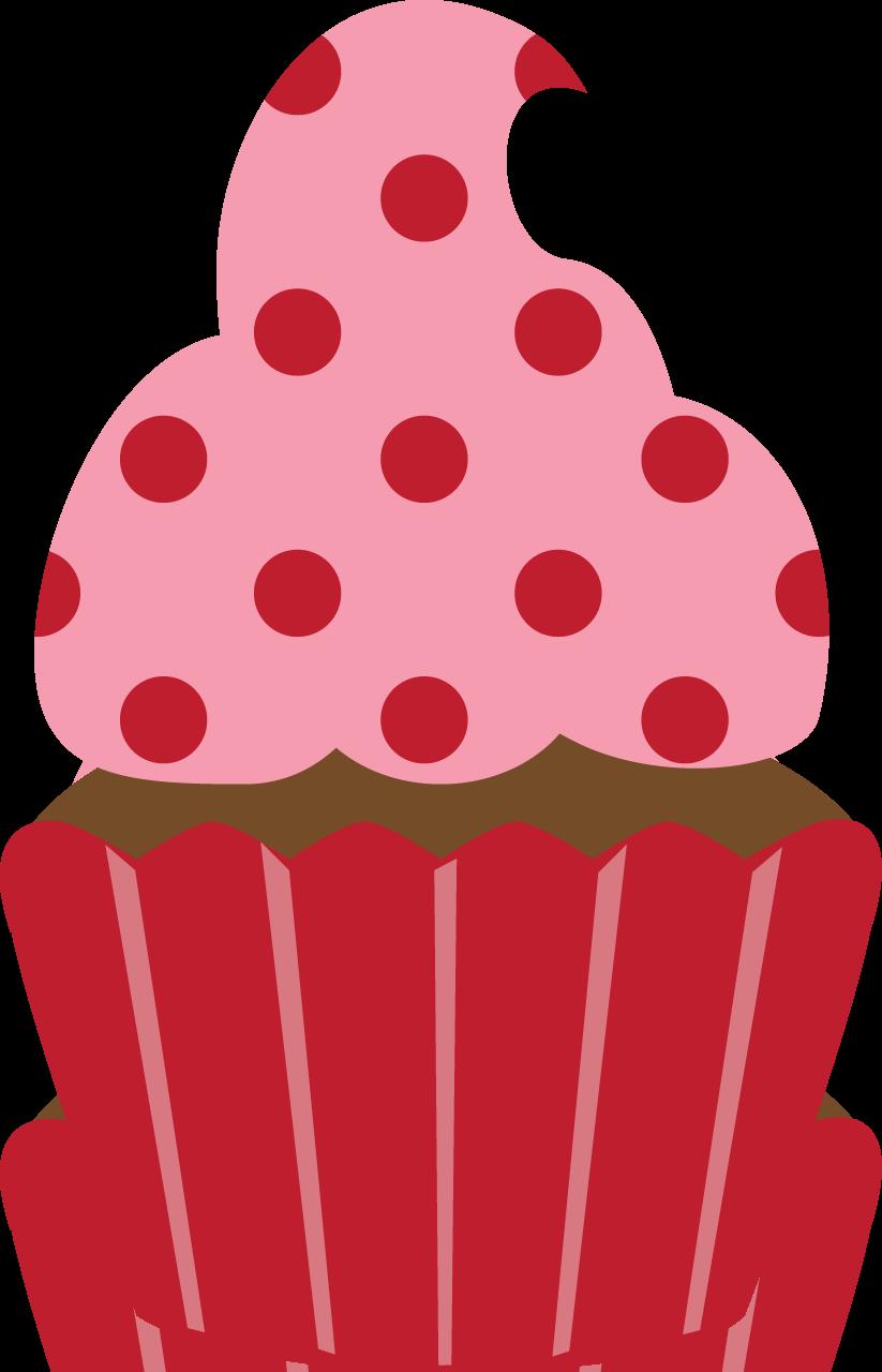 Girly clipart cupcake.  cupcakes minus pinterest