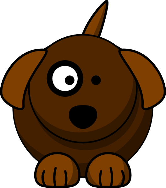Pet clipart found dog. Cartoon clip art at