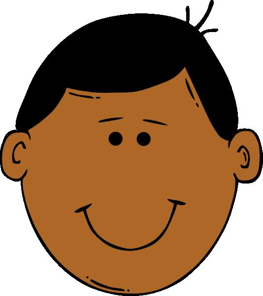 Nose clipart facial feature. Cartoon face clip art