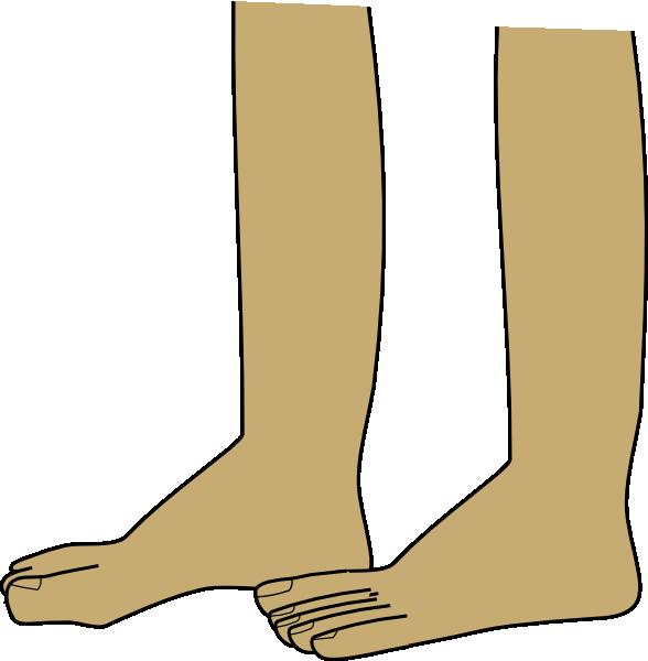 Clipart box floor. Feet clip art at