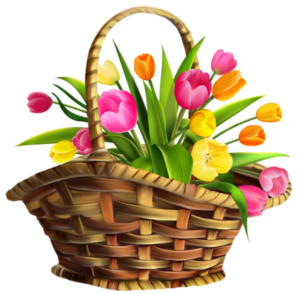 Clipart box flower. Fleurs flores flowers bloemen