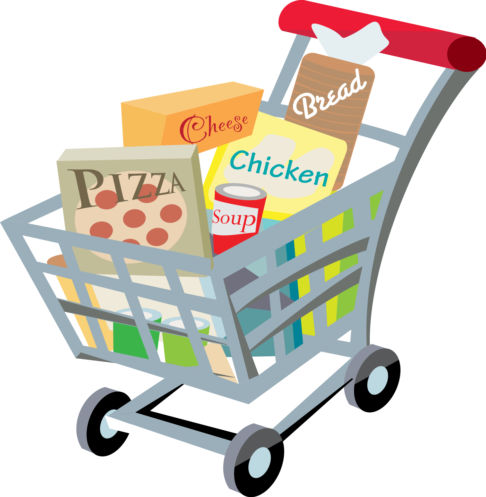 Clipart food charity.  collection of grocery
