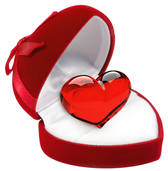 Gallery free pictures . Clipart box heart