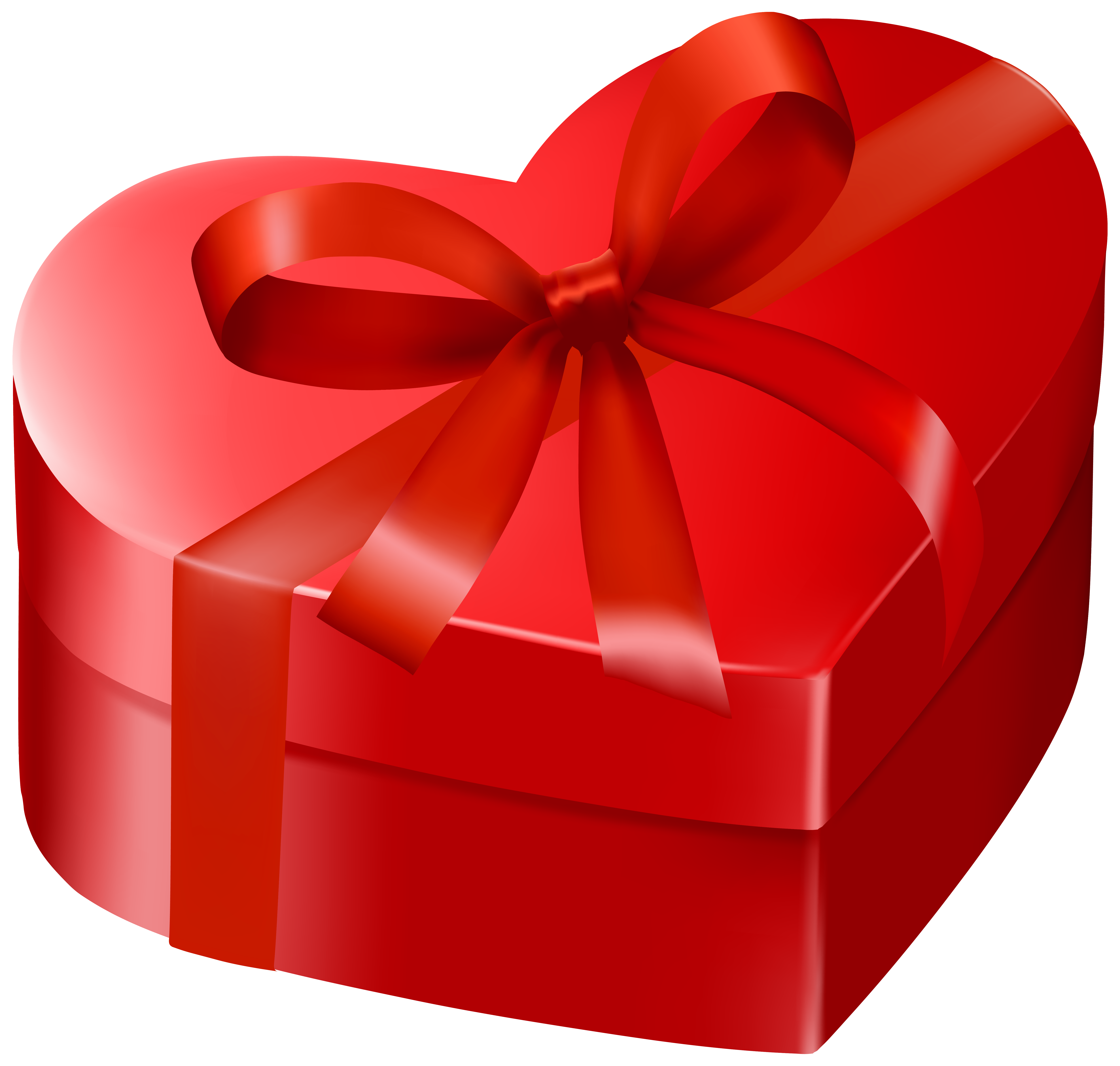 Gift clipart love gift. Red heart box png