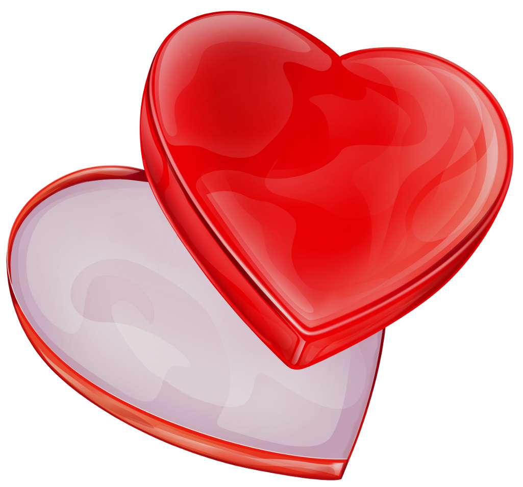 Clipart box heart. Png gallery yopriceville high