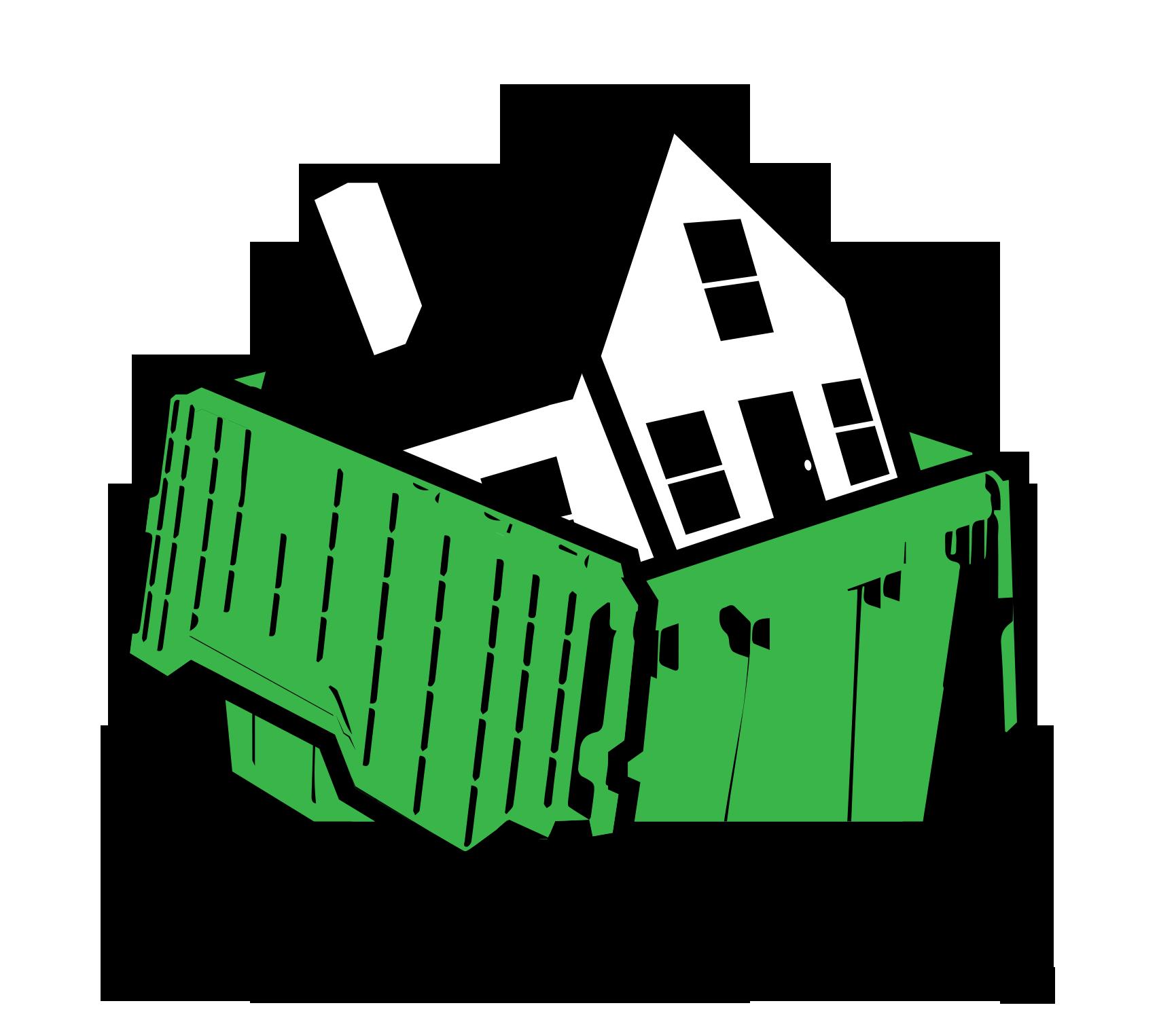 Eco box it plastic. Clipart house renovations