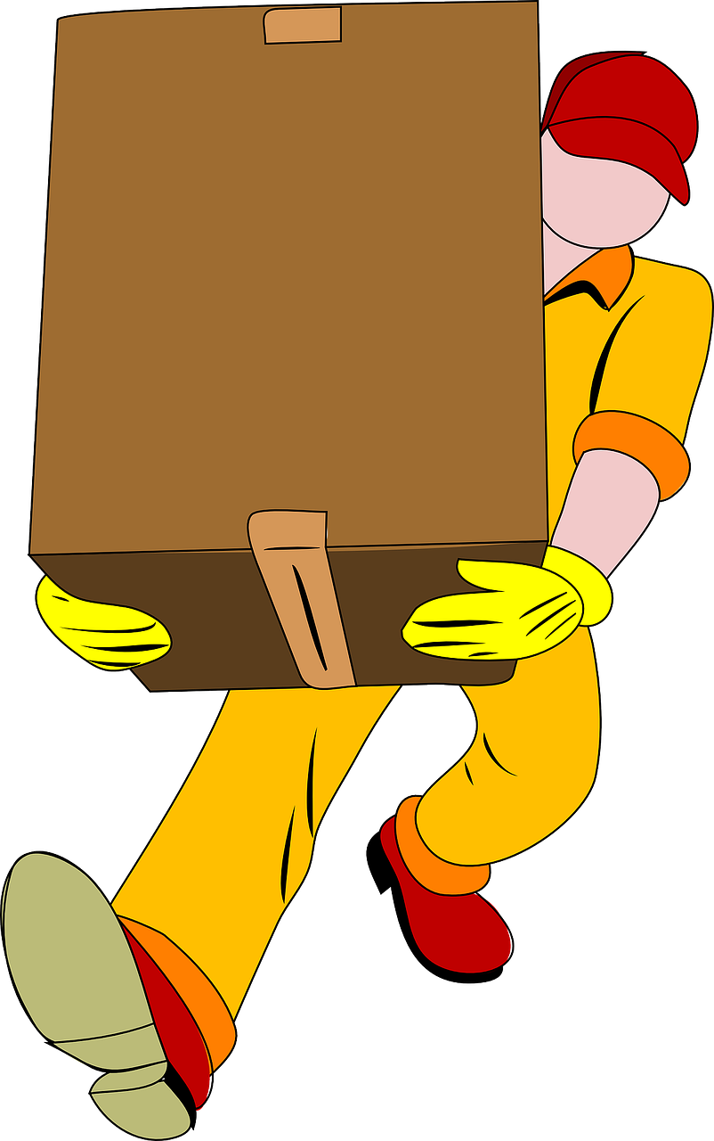 The ultimate house checklist. Moving clipart office